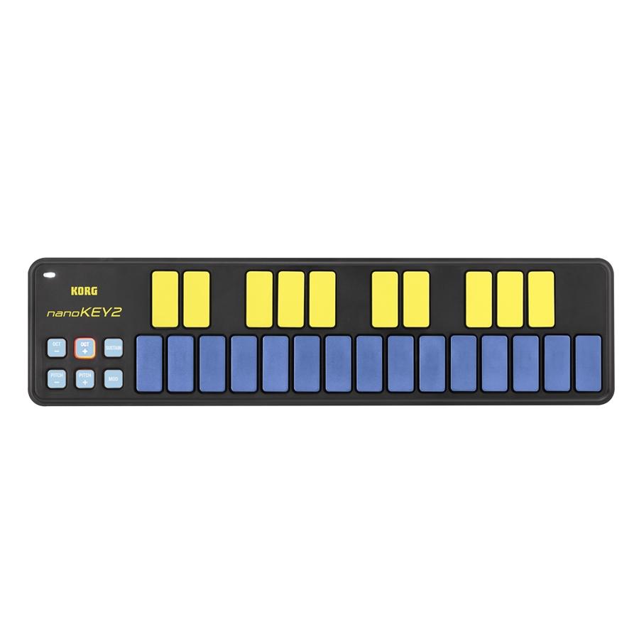 Korg NANOKEY2-Blue/Yellow