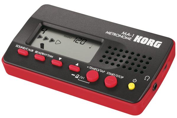 Korg MA-1 Black Red