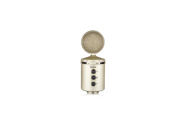 ICON U24 - MICROFONO A CONDENSATORE USB