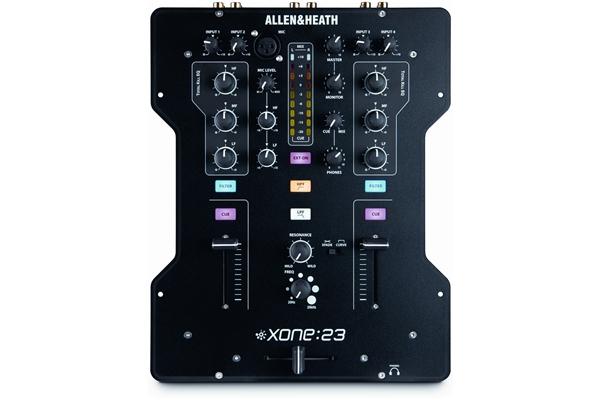 Allen & Heath Xone23 - Dj Equipment Mixer Passivi