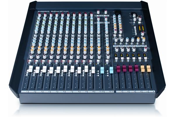 Allen & Heath MixWizard4 14:4:2 - Dj Equipment Mixer Passivi