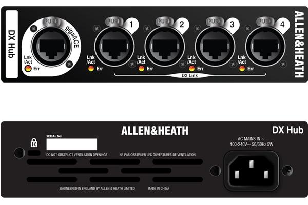 ALLEN & HEATH DX-HUB