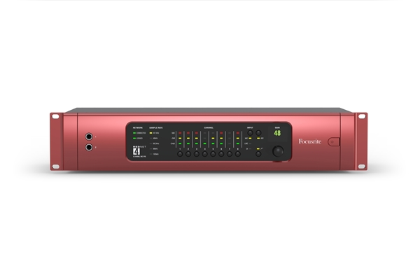 Focusrite RedNet 4 - Voce - Audio Schede Audio ed Interfacce MIDI