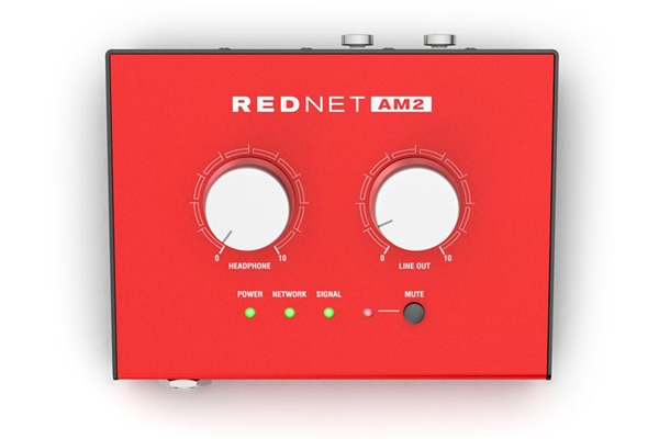 Focusrite RedNet AM2 - Voce - Audio Schede Audio ed Interfacce MIDI