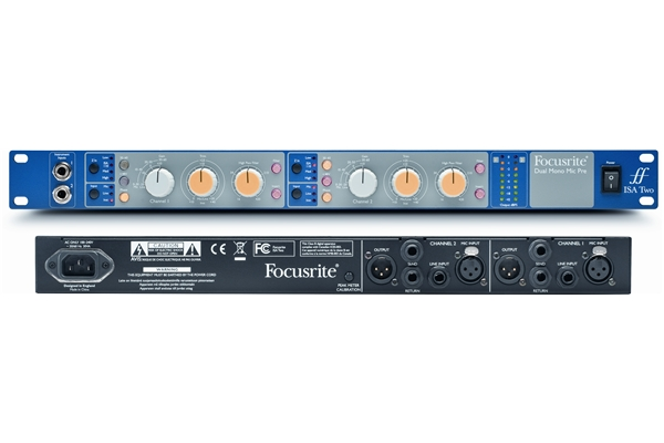 FOCUSRITE ISA TWO