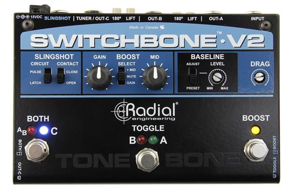 Radial Switchbone V2