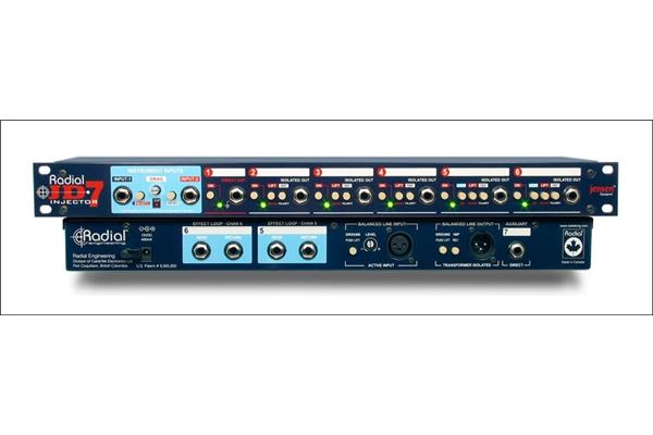 Radial JD 7 - Voce - Audio Accessori - Altri accessori