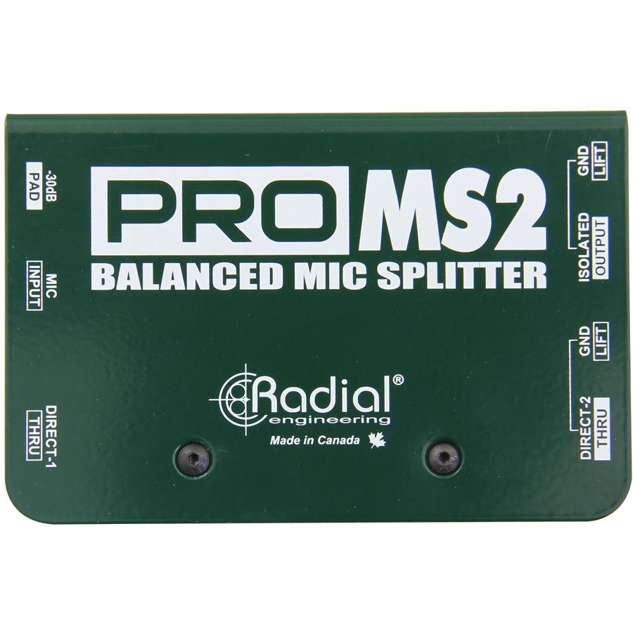 RADIAL PROMS2