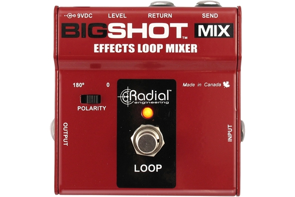 RADIAL BIGSHOT MIX