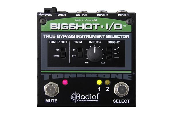 RADIAL BIG SHOT I/O REV2