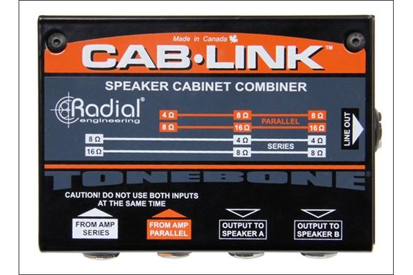 RADIAL CAB-LINK