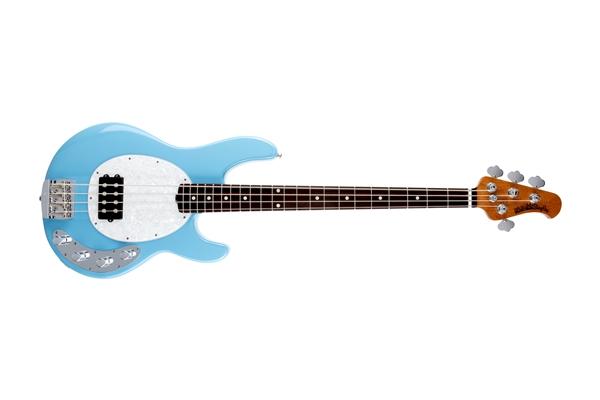 Music Man StingRay Special H Chopper Blue Tastiera Palissandro