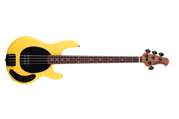 Music Man StingRay Special H HD Yellow Tastiera Palissandro