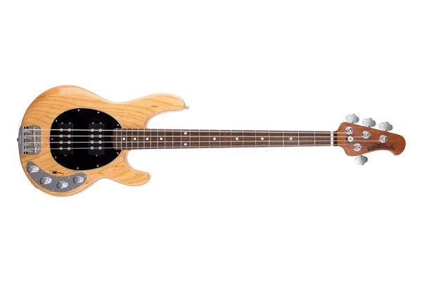 Music Man StingRay Special HH Classic Natural Tastiera Palissandro