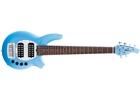 Music Man Bongo 6 HH Fretted Sky Blue