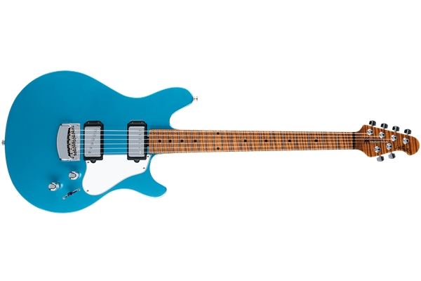 Music Man Valentine STD Toluca Lake Blue