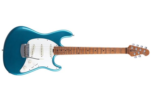 Music Man Cutlass RS SSS Vintage Turquoise Tastiera Acero