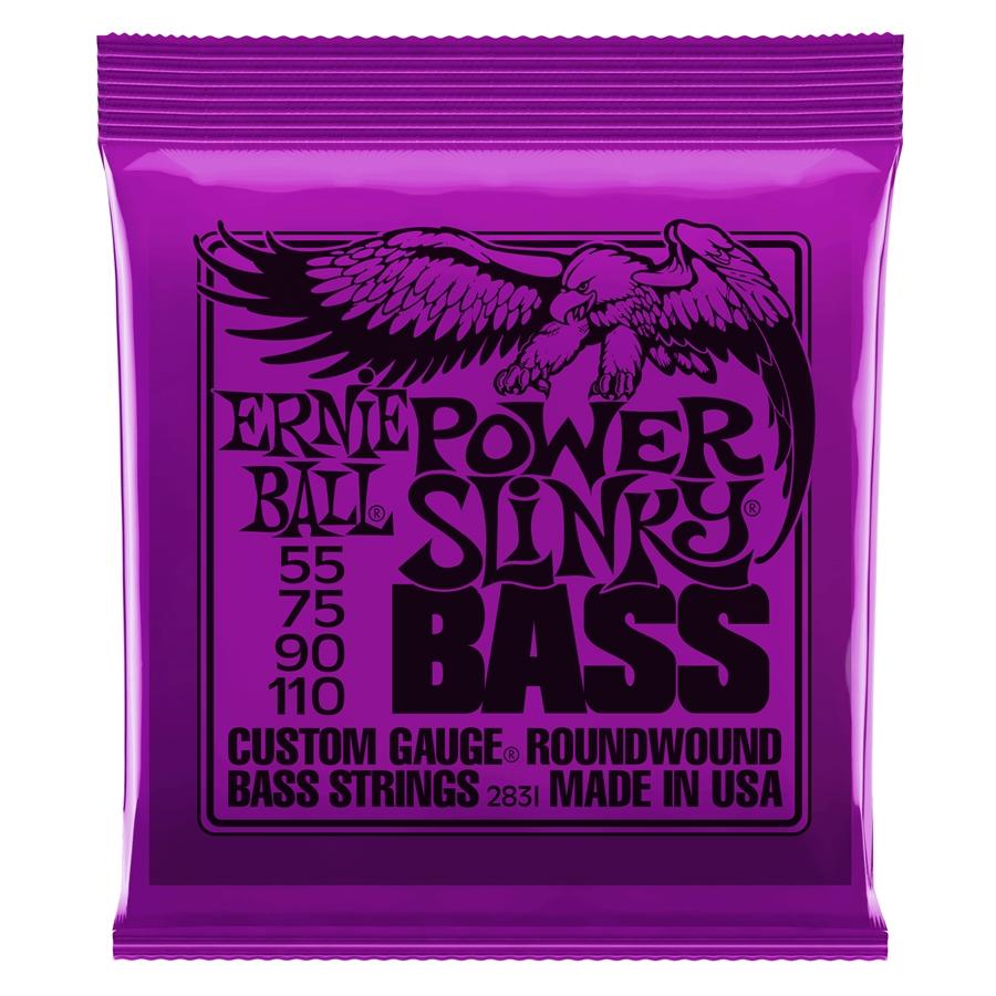 Ernie Ball 2831 Nickel Wound Power Slinky 55-110