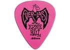 9179 Plettri Everlast Pink 0.60mm Busta da 12