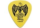 9195 Plettri Everlast Yellow 1.5mm Busta da 12