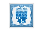 Ernie Ball 0045 Nickel Wound Bass Scala Super Lunga .045
