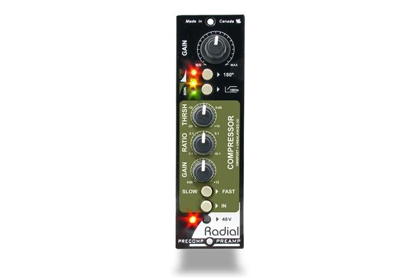Radial PreComp - Voce - Audio Outboard ed Effetti - Processori di segnale