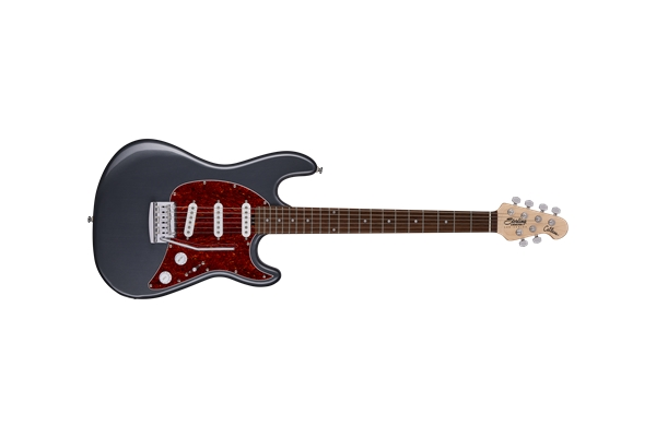 Sterling By Music Man Cutlass SSS Charcoal Frost