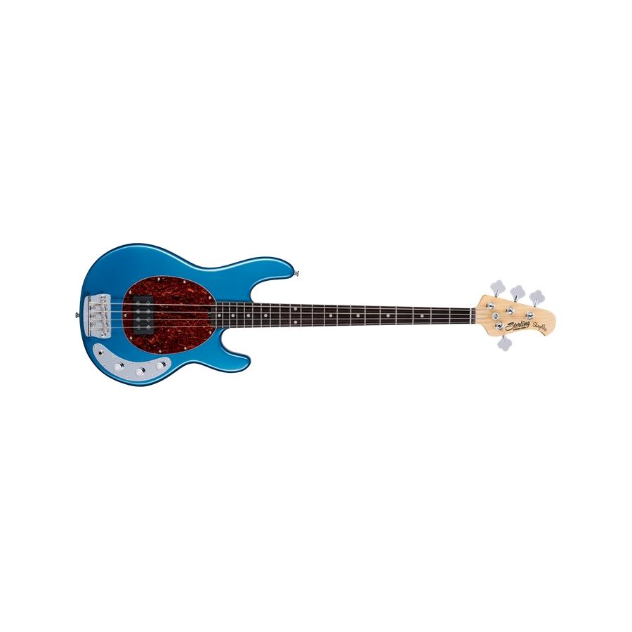 Sterling By Music Man Stingray Classic Ray24CA 4 Toluka Lake Blue