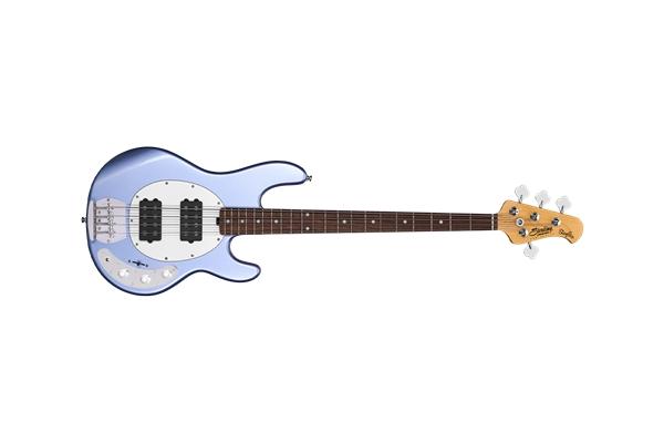 Sterling-by-Music-Man-StingRay-Ray4-HH-4-Corde-Lake-Blue-Metallic-Tastiera-Jatoba-sku-1583863888899