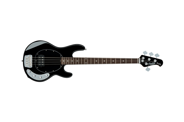 Sterling by Music Man Stingray Ray34 4 Black - Bassi Bassi - Elettrici 4 Corde