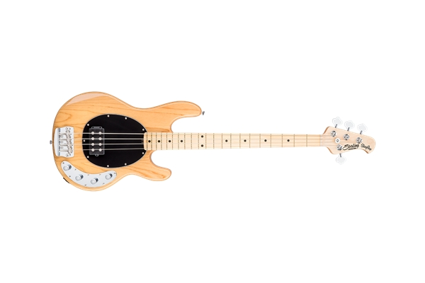 Sterling by Music Man Stingray Ray34 Basso 4 Corde Natural - Bassi Bassi - Elettrici 4 Corde